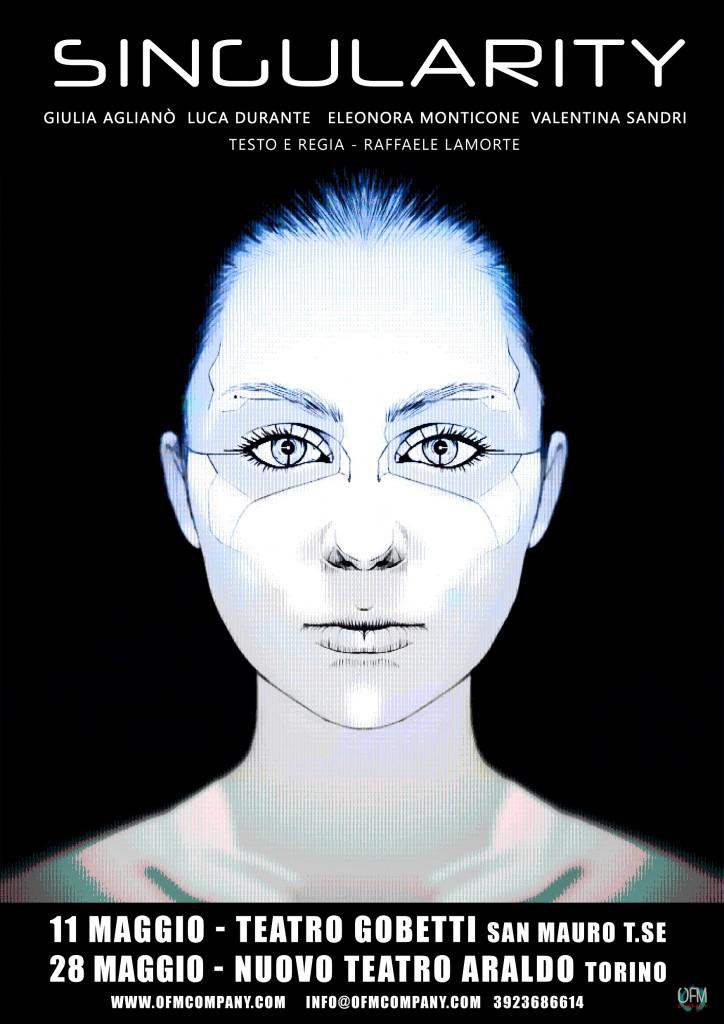 Singularity - locandina web