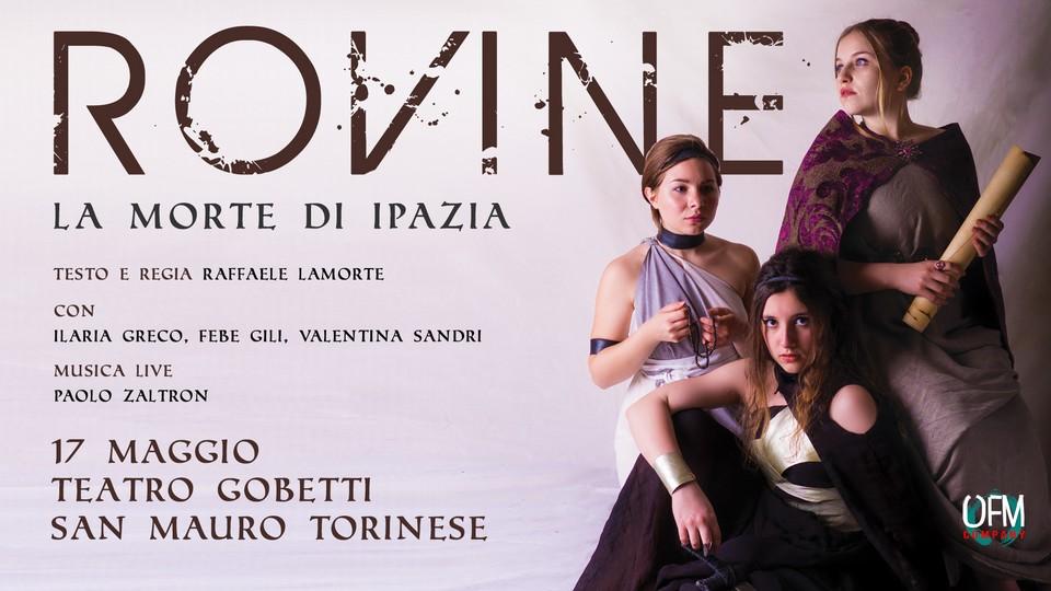 ROVINE - cover